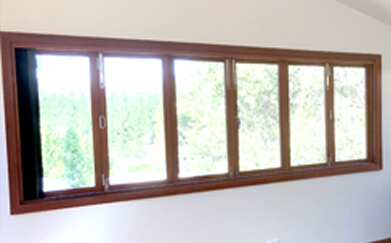 Bi Fold Windows Big