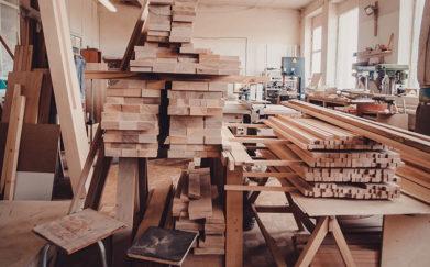 Timber Machining Service Big